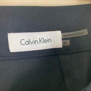 Calvin Klein Skirts - Calvin Klein | Navy Pencil Skirt Size 8 NWT